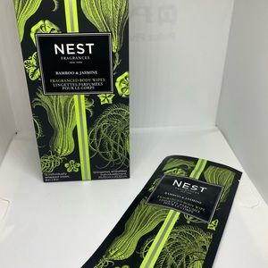 Nest scented hand and body wipes